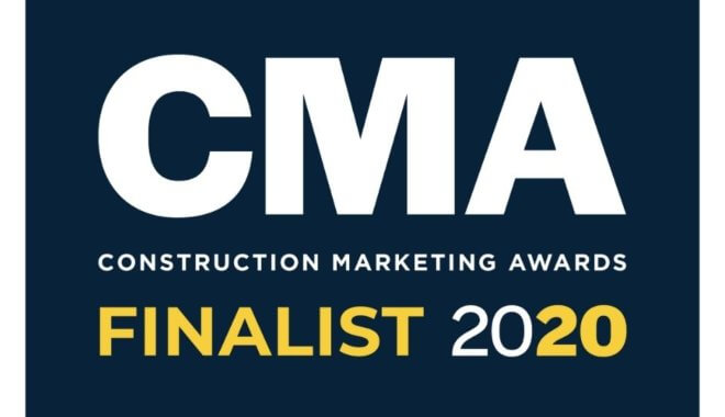 Deceuninck construction marketing award