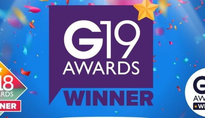 G19 award winner